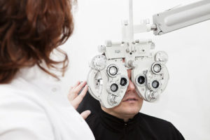 Eye doctor in Arlington