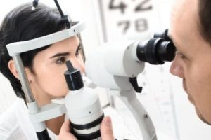 Arlington contact lens exam